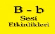"""""""B"""" Sesi Etkinlikleri"""