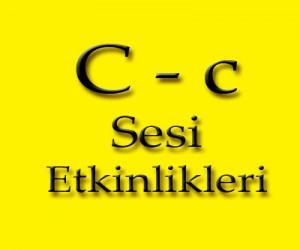 """""""C"""" Sesi Etkinlikleri"""