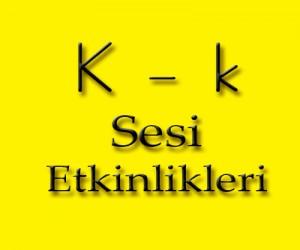 """K"" Sesi Etkinlikleri"