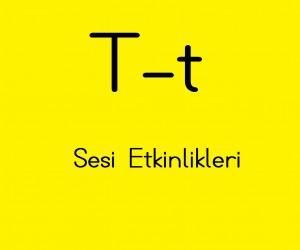 """""""T"""" Sesi Etkinlikleri"""